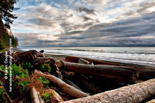 Best Places to See in BC - China Beach