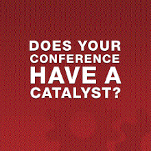 """The Conference Catalyst"""