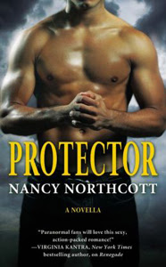 Protector, paranormal romance, mage