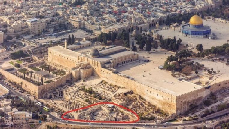 Seal bearing name of Judean king found in Jerusalem