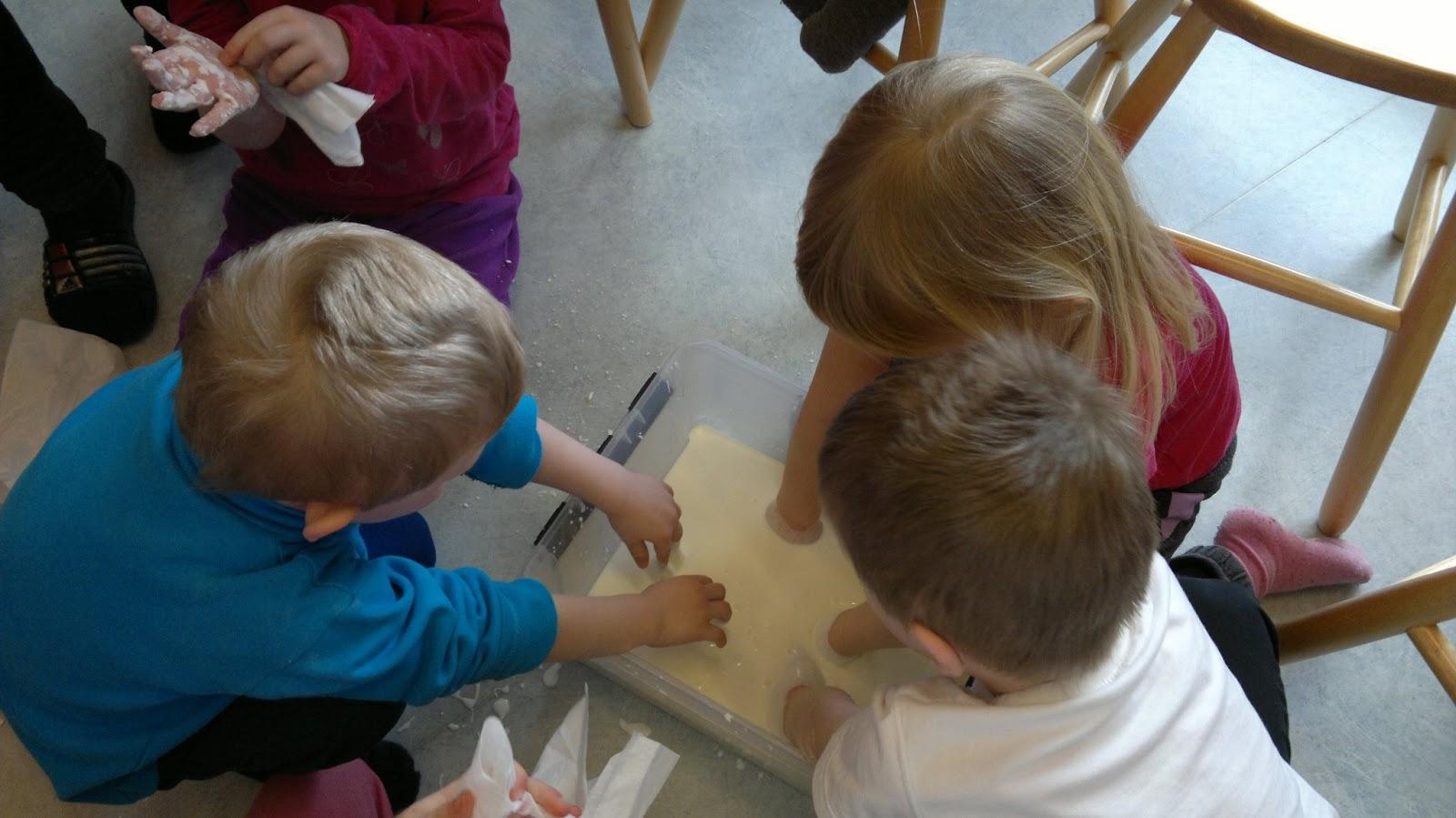 fysikkeksperiment i barnehagen