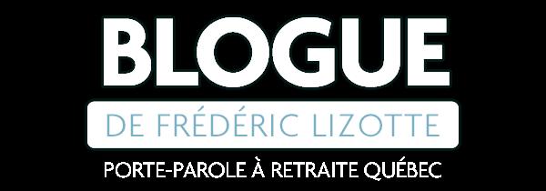 Blogue de Frédéric Lizotte