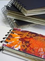 Finish Me! Art Journal