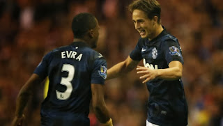 I love Januzaj But I'll Never Pass Him The Ball Again On The Pitch ~ Patrice Evra