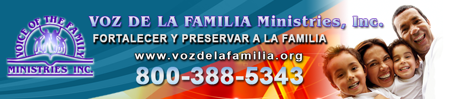Voice Of The Family Ministries