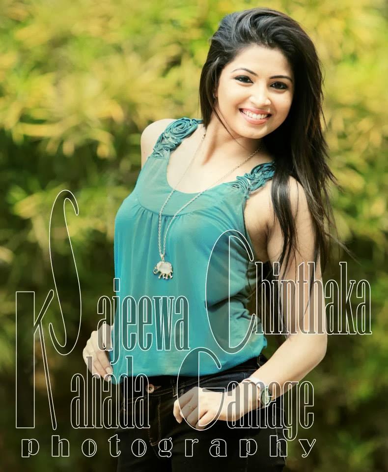 Hashini Gonagala cute