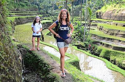 Le risaie di Tegalalang 2013 rebeccatrex