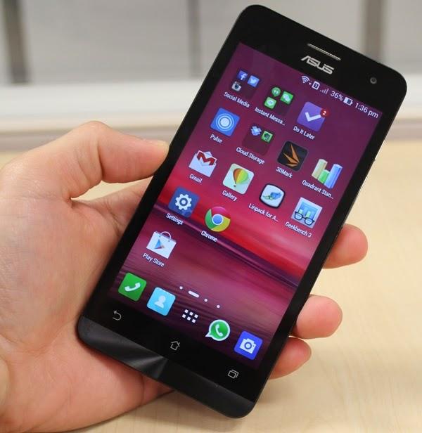 Smartphone Asus Zenfone 5 | liataja.com