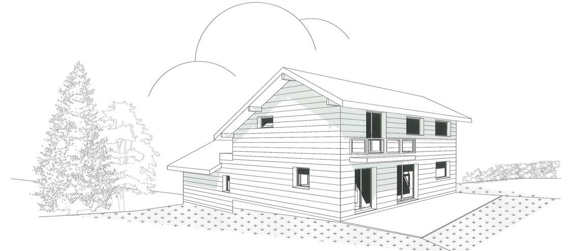 la maison de julie et r u00e9mi  vue 3d de notre future maison