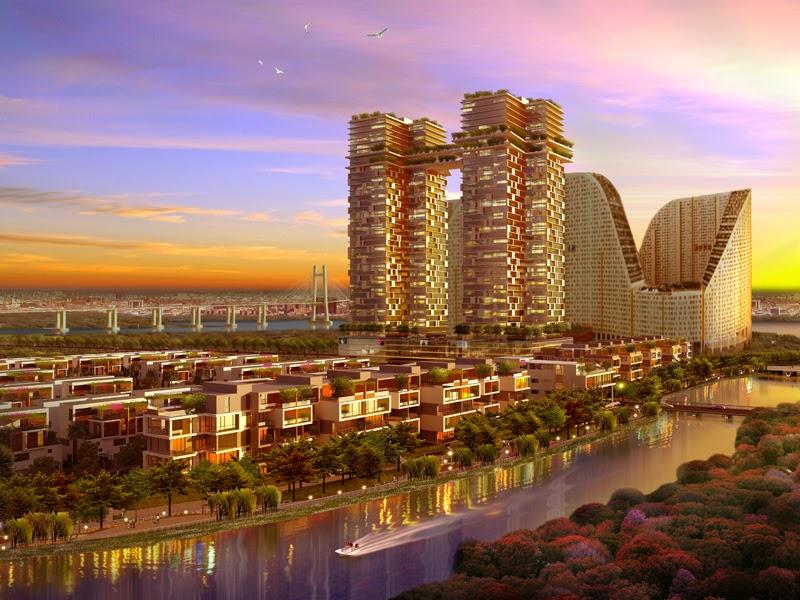 Bán Biệt Thự Jamona City