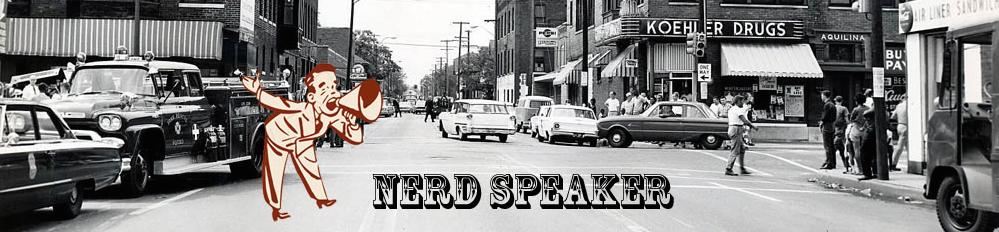Nerd Speaker