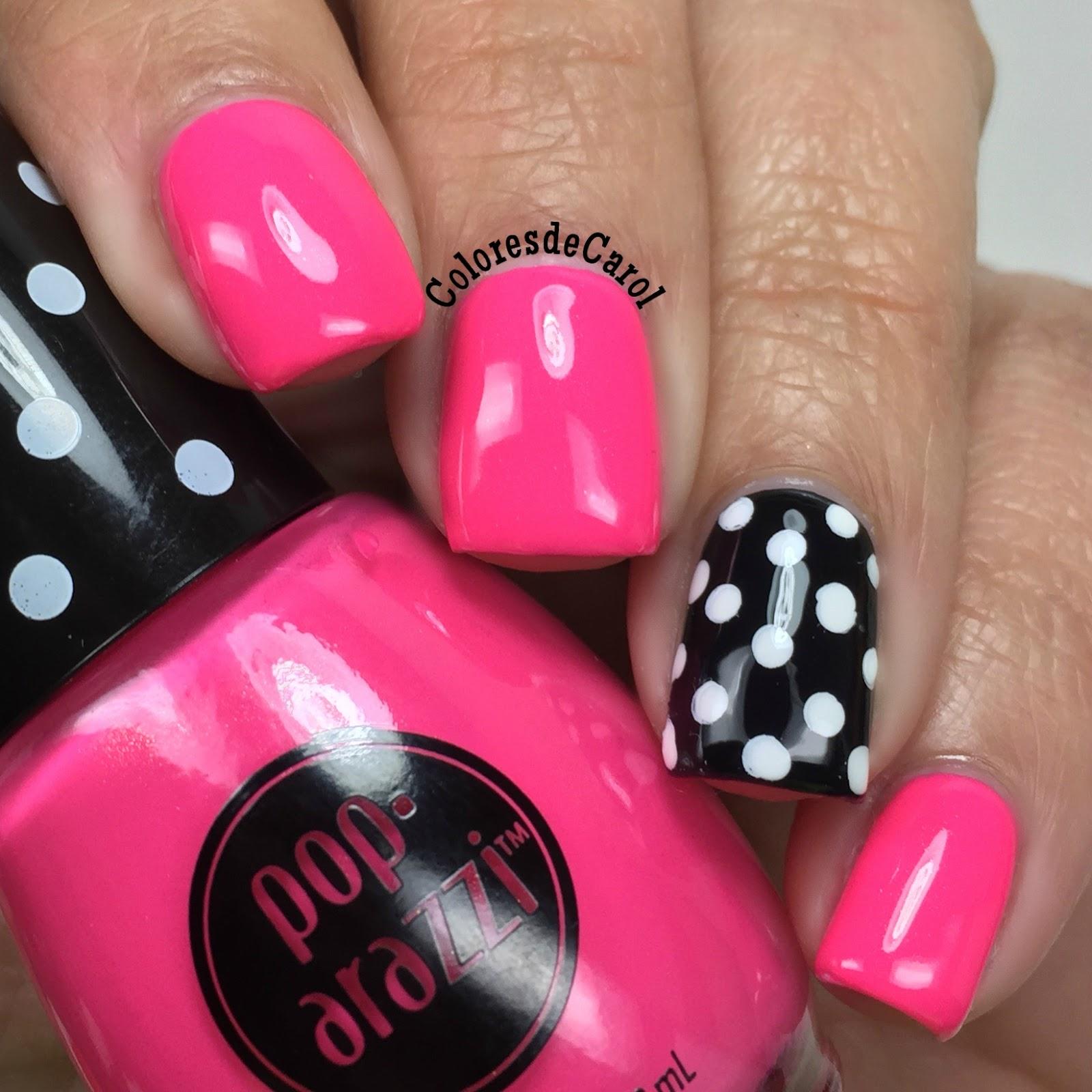 Colores de Carol: Pop-arazzi Nail Polish