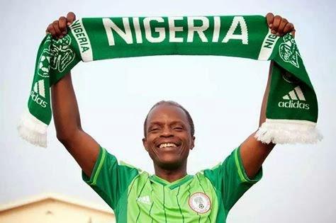 'For Nigeria'