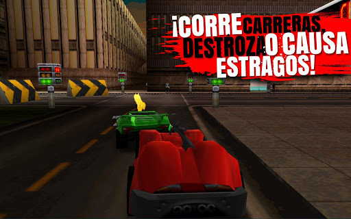 Carmageddon para Android e iPhone, vuelve el juego de conduccin Prohibido