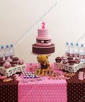maquete de bolo para aniversário