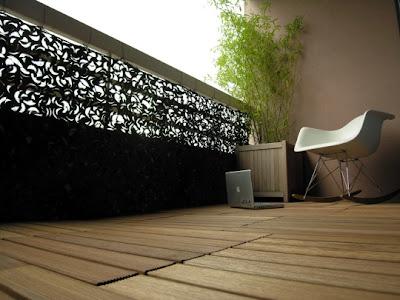 balkon metalowy