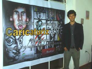 """""""Expo CaricaturizARTE 2012"""""""