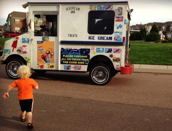 ice cream truck, ice cream truck rims
