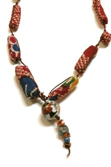 Kimono Necklace