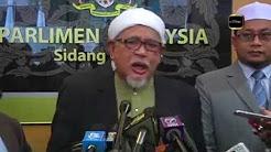 Sidang Media Hj Hadi kata PAS sedia bekerjasama dengan BN fitnah?