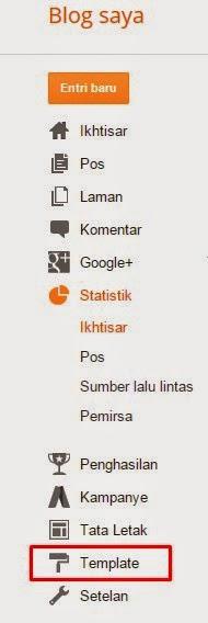cara mengganti Widgets Blog Popular Post Berwarna