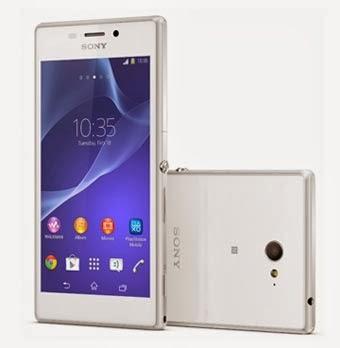 Spesifikasi Dan Harga Sony Xperia M2