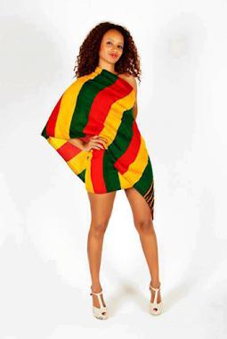 Ethiopian Queen