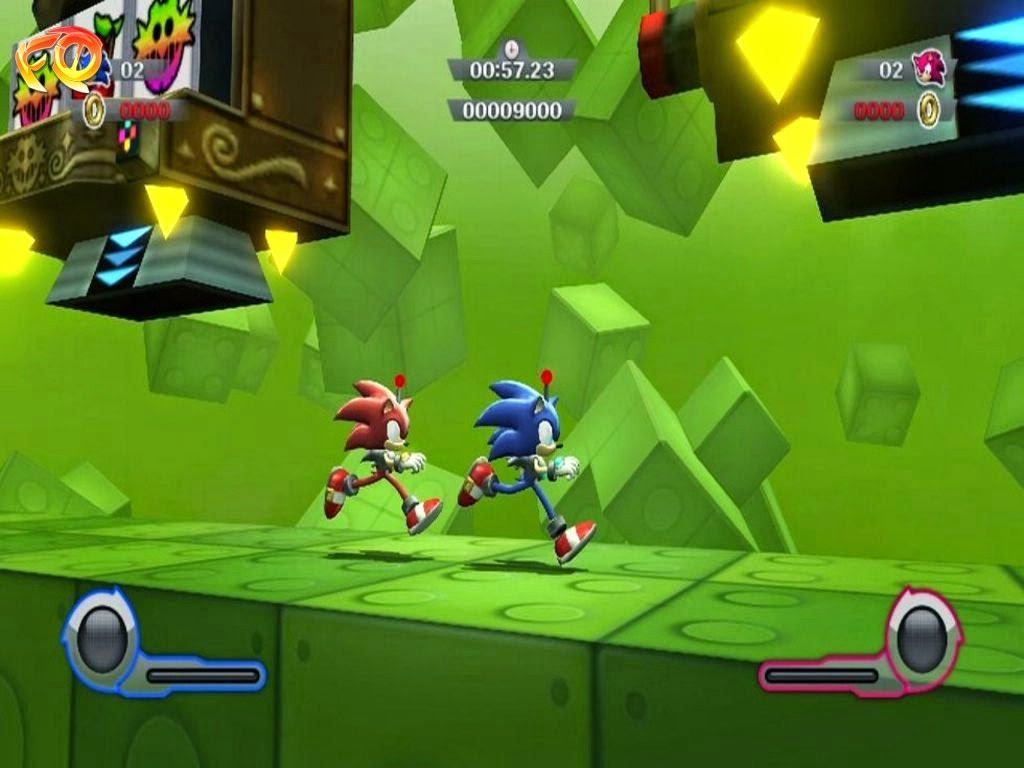colors pc free sonic download