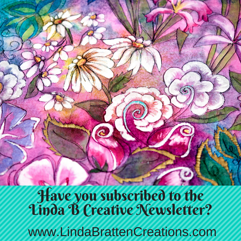 Sign Up For My Free Monthly Newsletter