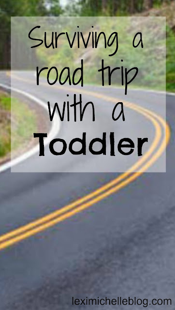great tips for surviving a road trip with a toddler- on & off the road!