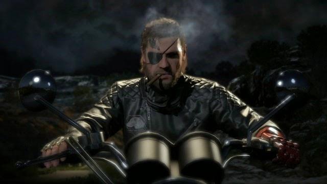 Metal Gear Solid V llegara bloqueado a 60 FPS