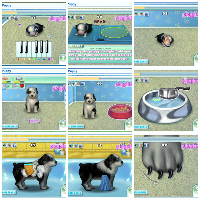 games with virtual pets