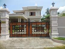 House Main Gate Design