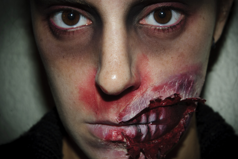 Halloween Make Up 5 Zombie Fx Special Effects Silvia Quir 243 S