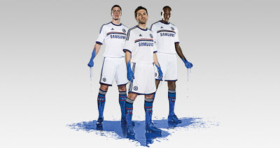 New Chelsea Away Kit