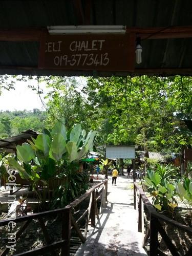 Celi Chalet, Sungai Kemensah