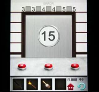 100 Floors Level 99