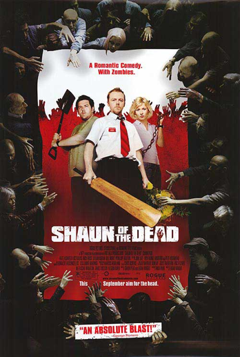 DVD Challenge #17: SHAUN OF THE DEAD