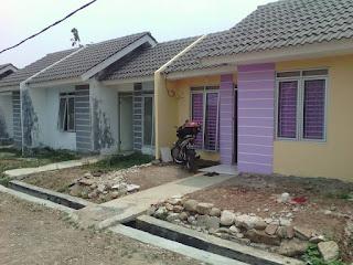 Rumah Ready Akses Dilalui Angkot Uang Muka Cuma 19jutaan Mau