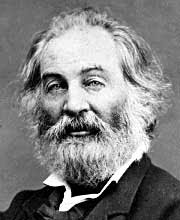 EXISTO COMO SOU... - Walt Whitman