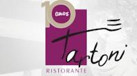 Promoção Tartoni Ristorante 10 anos