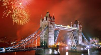 Natal em Londres 2013