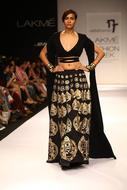 Day 1 : Lakme Fashion Week Winter/Festive : Nikhil Thampi image