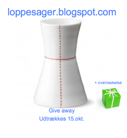 Give away hos Loppesager