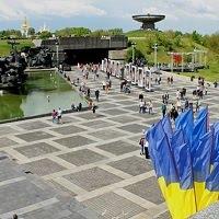 Фотообзор День Победы 2016 в Киеве