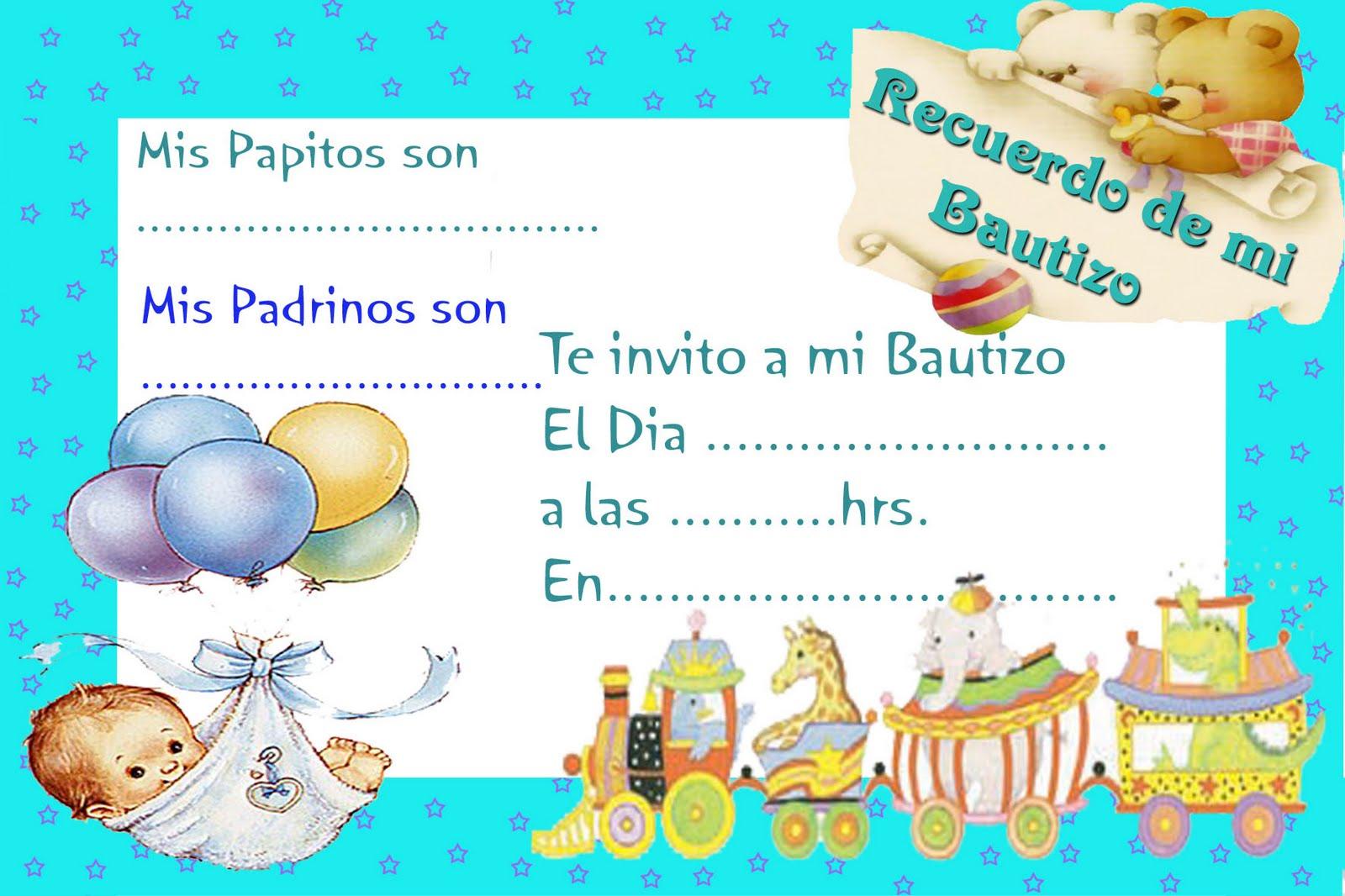Imagenes De Bautizo Para Imprimir