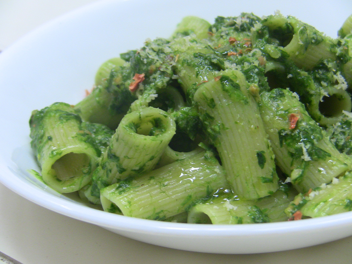 slowfoodbestfood: RAMP PESTO