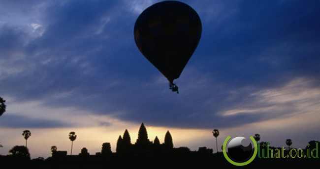 Angkor Wat, Kamboja