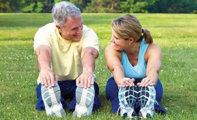 Tips Tetap Bugar, Fit Dan Sehat di Usia 40 an