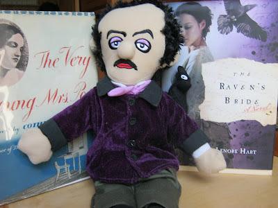 Edgar Allan Poe Ravens Bride Lenore Hart